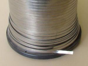 Нихромовая лента Х15Н60 0,5х6мм - 3м