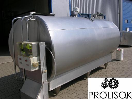 Охладитель молока 1900 л