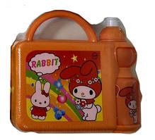 Набір для ланчу дитячий (бокс+поїлка) J00148 Orange