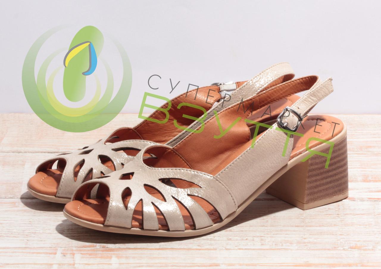 c3c6f75395684e Босоножки кожаные женские Турция 29 беж 37 размер: продажа, цена в ...