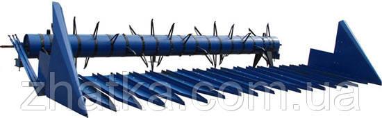 Приставка, приспособление, лифтера для уборки подсолнечника ПС-4, ПС-5