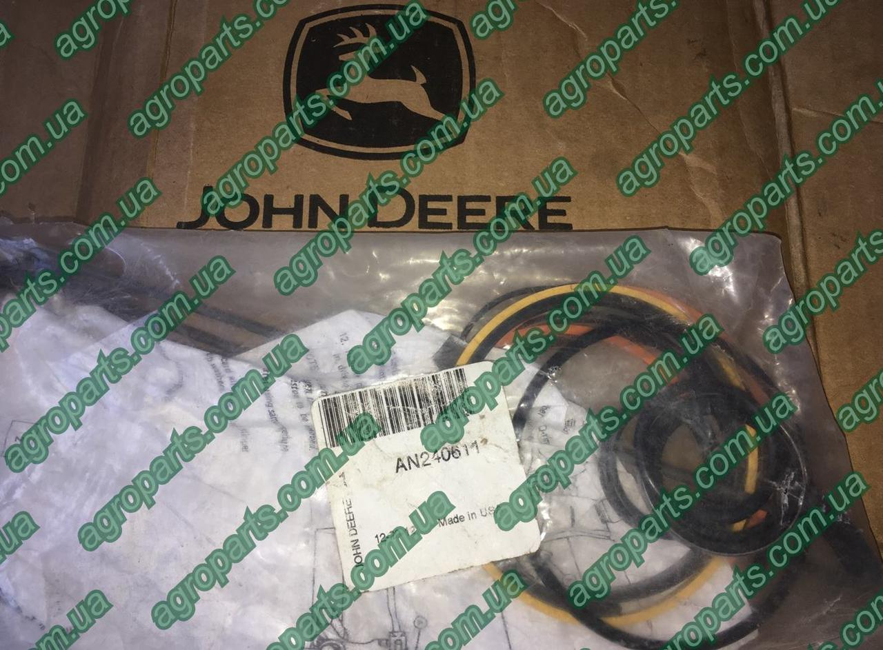 "Ремкомплект  AN240611 гидроцилиндра John Deere SEAL KIT, 3 1/2"" REPHASING an240611"