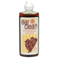 Ring5 ЧИСТЫЕ УШИ (Ear Clean) средство для ухода за ушами для собак и кошек