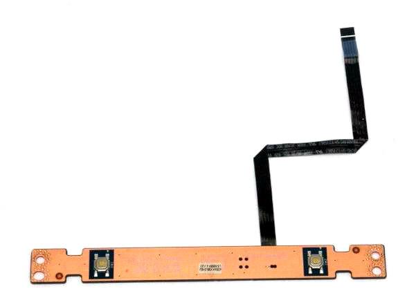Плата тачпада Lenovo Y570 с кнопками LS-6886P