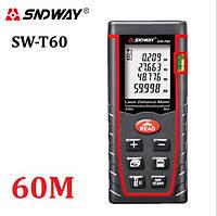 Лазерная рулетка SNDWAY SW-T60 (60м)
