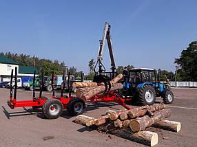 Манипулятор для леса We-S7000 (Weimer), фото 2