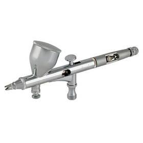 Аэрограф профессиональный металлический 0.2 мм MIOL 80-897