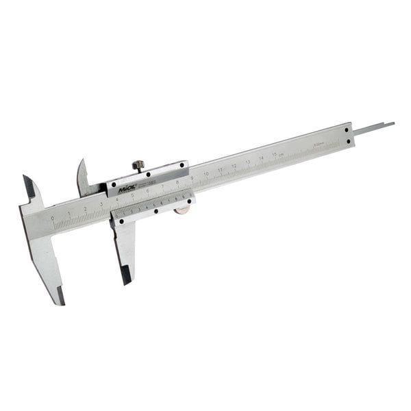 Штангенциркуль механический 250 мм MIOL 15-227
