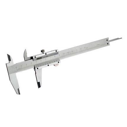 Штангенциркуль механический 250 мм MIOL 15-227, фото 2
