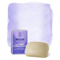 Лавандовое растительное мыло Weleda, 100 г