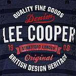 Размер S (наш 46й) - Футболка полосатая Lee Cooper мужская летняя из Англии, фото 3