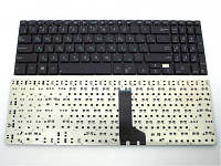 Клавиатура для ноутбука ASUS PU550, PU551, PRO550, PRO551, E550, E551, Black, RU, без рамки