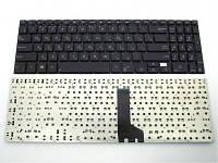 Оригинальная клавиатура для ноутбука ASUS PU550, PU551, PRO550, PRO551, E550, E551, Black, RU, без рамки