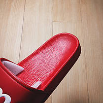 Сланцы Supreme Slides (Красные), фото 2