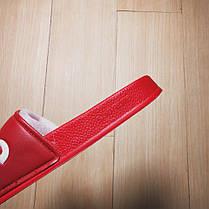Сланцы Supreme Slides (Красные), фото 3