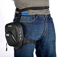 Oxford L1R Leg Bag, Black, Сумка на бедро, фото 1