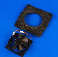 Вентилятор обдува для морозильной камеры Whirlpool 481202858346 (No Frost)
