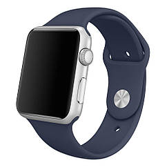 Ремешок 42/44mm Sport Band S/M для Apple Watch Series 1/2/3 - Midnight Blue