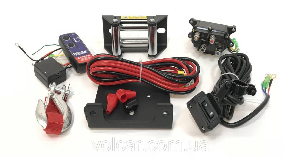 Электрическая лебедка ATV Husar 3500 lbs 1361 кг