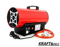 Газовая тепловая пушка KraftDele KDLXG15