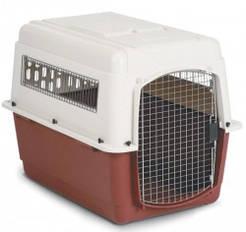 Savic ВАРИ-КЭННЕЛ (Vari-Kennel Ultra) переноска для собак, пластик