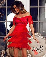 5f0c5872a548417 Платье с бахромой в Харькове. Сравнить цены, купить потребительские ...