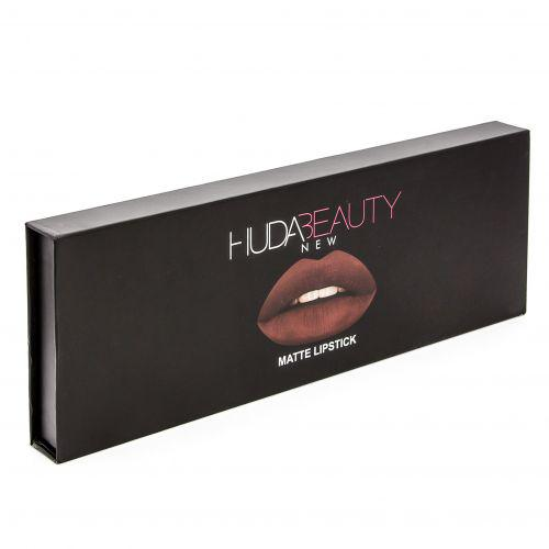 Набор матовых помад Huda Beauty New Matte Lipstick