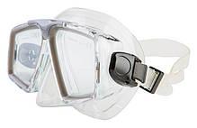 Набор: маска,трубка Dolvor М4204Р+SN07P, фото 3