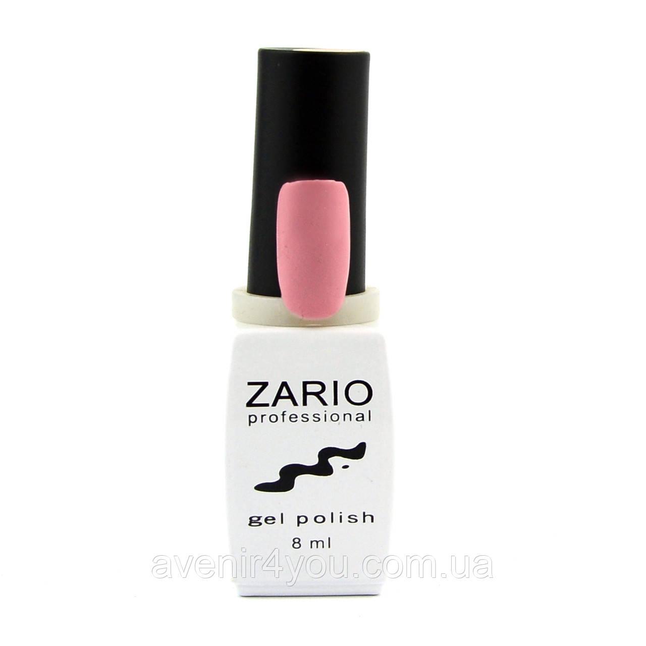 Гель-лак Zario 306 Розовая пантера