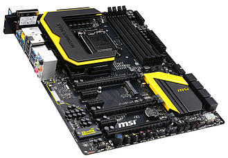 Материнская плата MSI Z87 MPOWER MAX (s1150, Intel Z87, PCI-E 3.0x16)