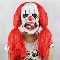 Маска Зомби Дама (латекс)  на Хэллоуин, фото 1