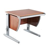 Детская парта растишка стол трансформер Demi СУТ14-00 (кальвадос\серый)
