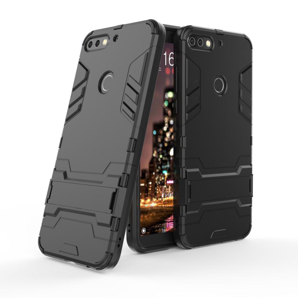Чохол накладка для Huawei Honor 7C PRO LND-L29 протиударний Alien, чорний