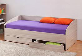 Кровать подростковая с ящиками 1