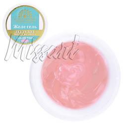 Гель желе Global Fashion Розовый Pink 15 гр