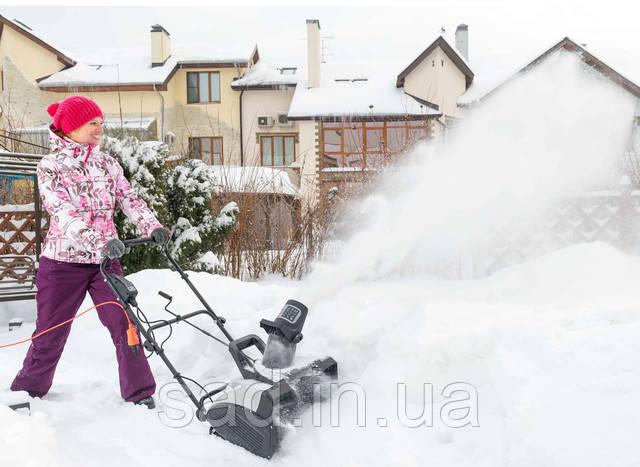 Снегоуборщики для дома и сада
