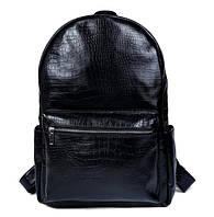 Женский рюкзак под рептилию TIDING BAG
