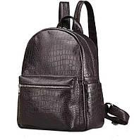Женский рюкзак с тиснением под рептилию TIDING BAG
