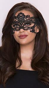 Эротическая маска кружевная
