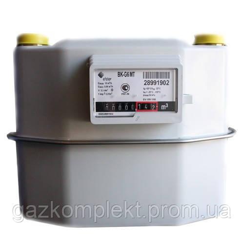 Счетчик газа Elster ВК G10 T