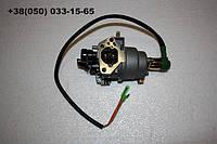 Карбюратор для Honda GX340, GX390 С ЭЛЕКТРОКЛАПАНОМ, фото 1