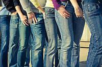 Энциклопедия обозначений в джинсовой индустрии на английском языке