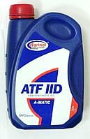 Полусинтетическое масло ATF ІІD A-MATIC (1 л)