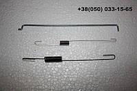 Пружины дросселя +тяга для Honda GX160, GX200