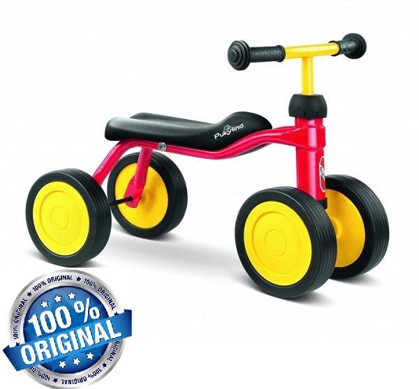 Беговел велобег детский PUKY Pukylino (Германия), красный