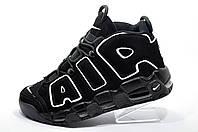 Баскетбольные кроссовки в стиле Nike Air More Uptempo, Black