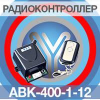 Радіоконтролер YLI ELECTRONIC WBK-400-1-12
