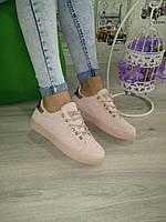 Розовые крутые кеды,кроссовки,криперы  женские , фото 1