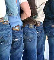 Енциклопедія позначень у джинсовій індустрії російською мовою