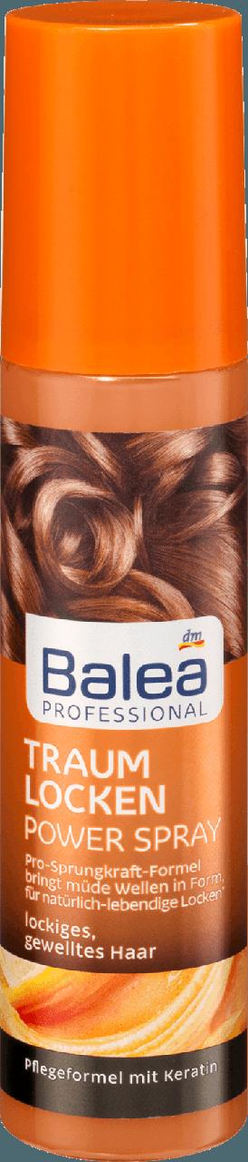 Профессиональный спрей для кудрявых и волнистых волос Balea Professional Locken, 150 мл.